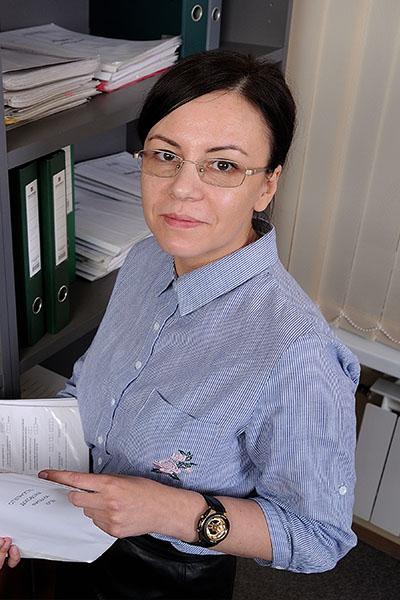 Копьева Надежда Владимировна