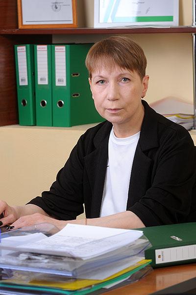 Глодя Елена Викторовна